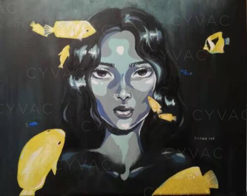 Selena Cui – Age 21 – Canada – Not Available